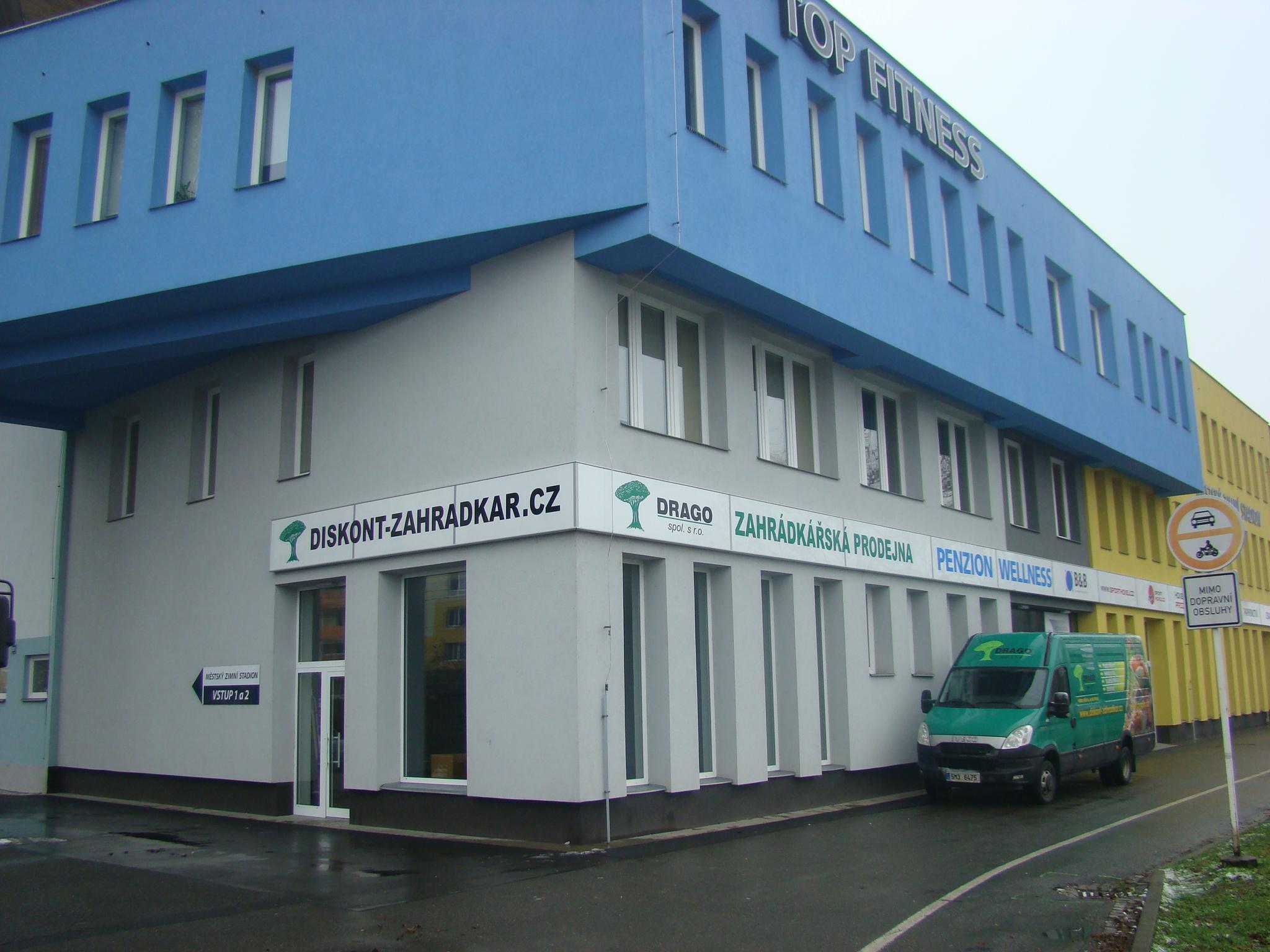 Prodejna Uherské Hradiště