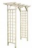 Dřevěná zahradní pergola 204x160x70cm