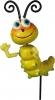 Mávající housenka žlutá na tyčce / CH8478