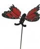 Motýl červený na tyčce / CH8430
