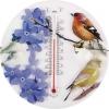 Venkovní teploměr ptáčci 16cm / CH6293