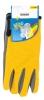ST 22069 Dětské pracovní rukavice žluté