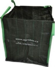 Vak na zahradní odpad 70x70x70 cm (343 l)