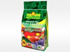 FLORIA Hnojivo pro celou zahradu MULTICOTE 500g