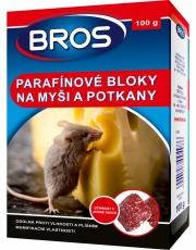 Bros - Parafínové bloky 100g