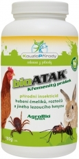KP BioAtak Křemenitý prášek 100g