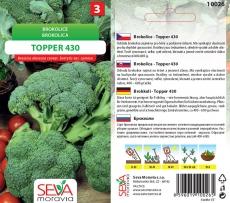 10026/1201 Brokolice Topper 430 0,6g