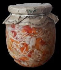 Salát obědový 640g (baleno po 6ks)